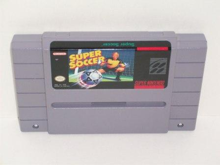 Super Soccer - SNES Game